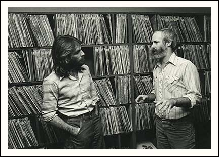 Josh Brooks and Dennis Wilson