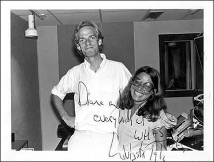 Diane Divola and Livingston Taylor