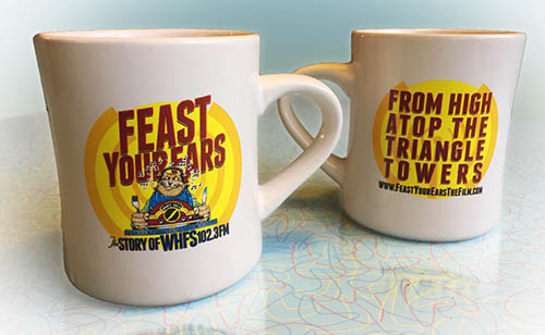 Feast Your Ears Coffee Mug
