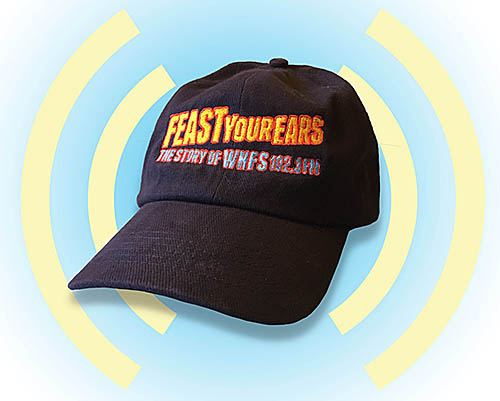 Feast Your Ears Baseball Cap